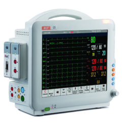 Biolight Q5 Patient Monitor